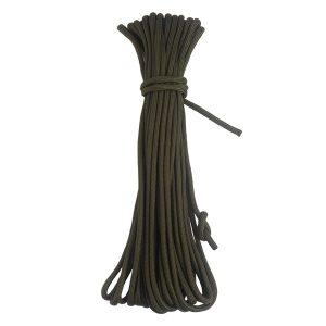 15m zelené lano pre magnet fishing