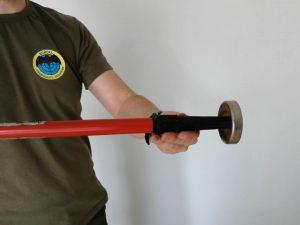Mágnes egy rúdon: segédeszköz, hogy kevesebb idő alatt fedezzen fel több kincset